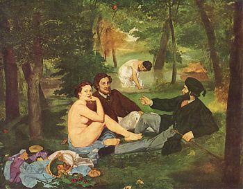 Эдуард Мане - Завтрак на траве