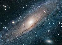 M31 туманность Андромеды