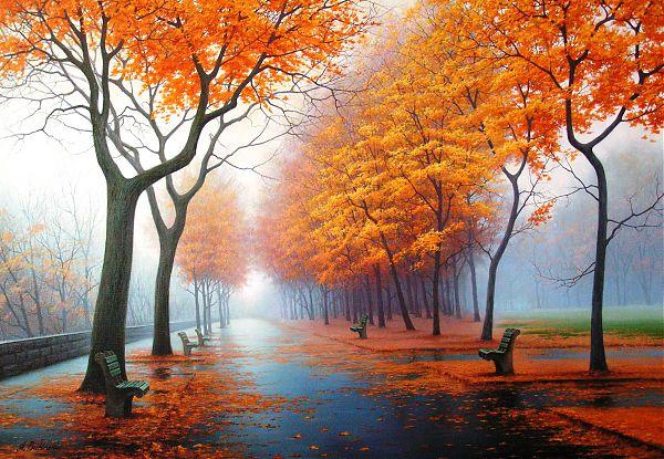 Осень - 8