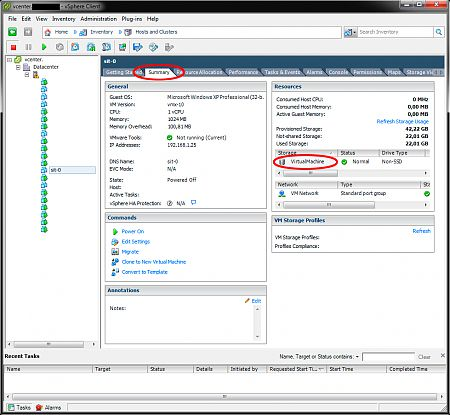 Увеличение диска VM на vmware - 12
