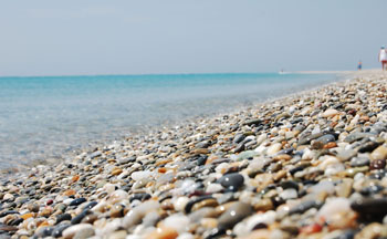 Камешки Средиземного моря