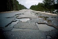 В России нет дорог - только направления