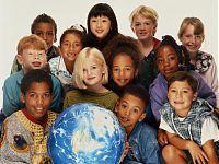 Дети планеты Земля