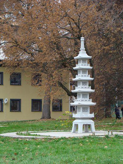 Китайская пагода