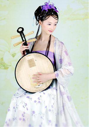 Девушка из Китая