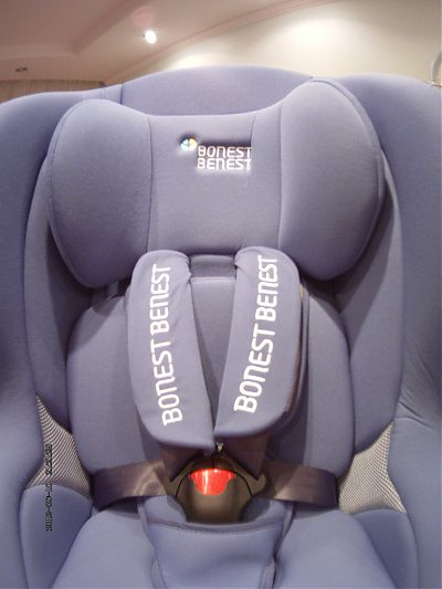 Автокресло Bonest Benest Deluxe7 ISOFIX