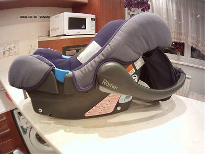 Romer Baby-Safe Plus SHR II