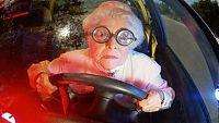 Подслеповатый водитель
