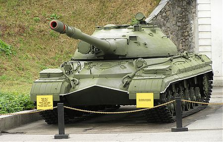 Тяжелый танк Т-10М