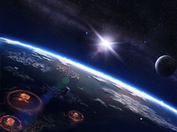 Космос (картинка 3)