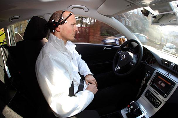Система управления автомобилем без рук, фото 1